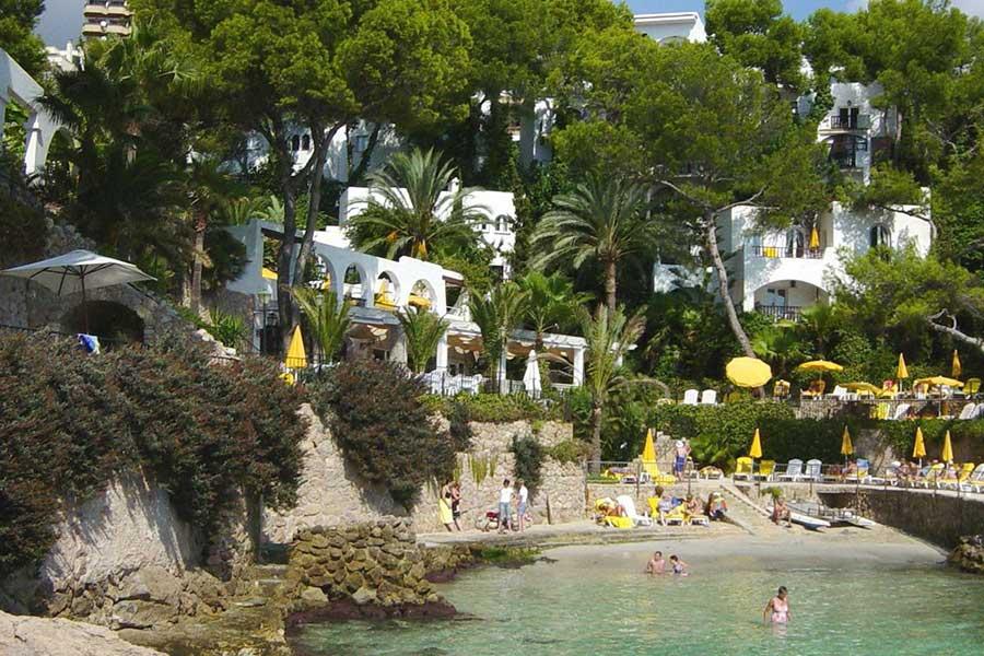 Fortbildung für Ärzte, Seminarhotel Bon Sol in Illetas, Mallorca