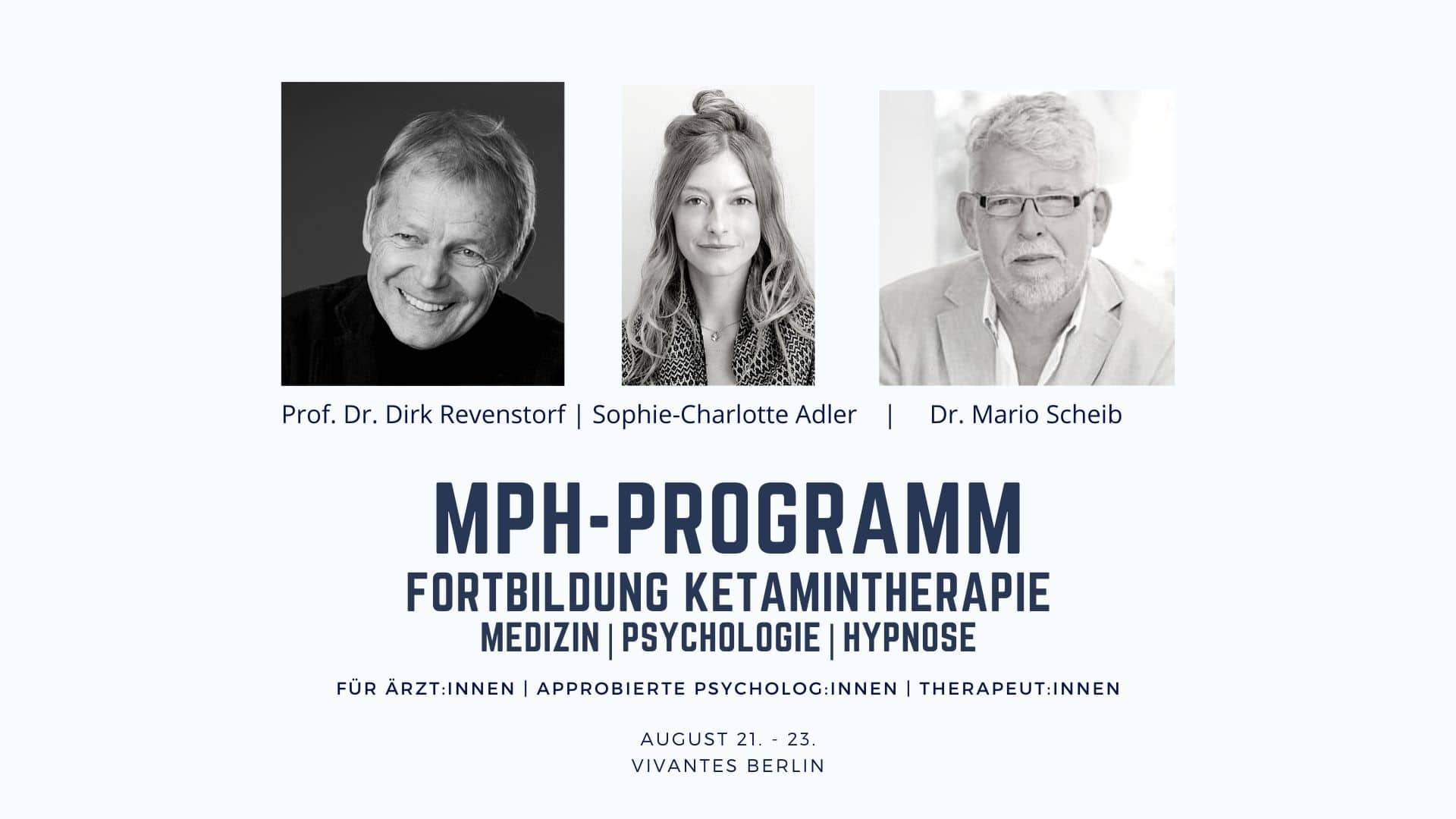 Fortbildung Ketamintherapie , seminar für Ärzte, Psychotherapeuten und Psychologen