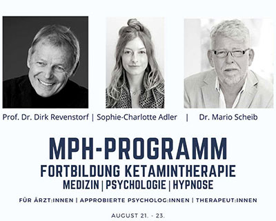 Fortbildung ketamintherapie Berlin