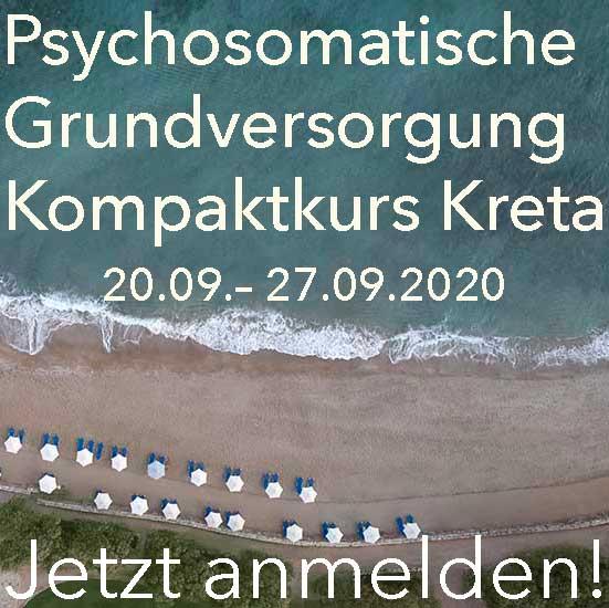 psychosomatische grundversorgung kompaktkurs Kreta