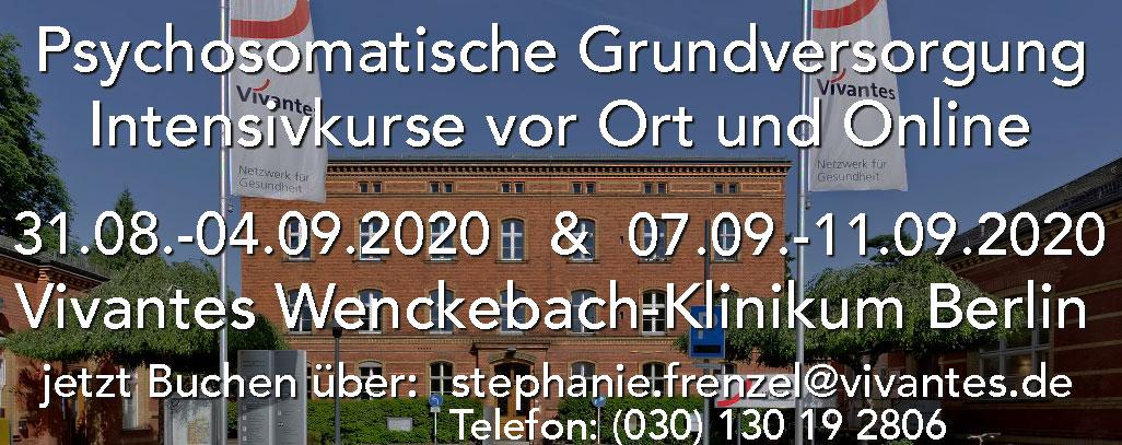 Ärzteseminare online und in Berlin