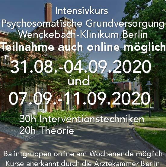 psychosomatische Grundversorgung Berlin