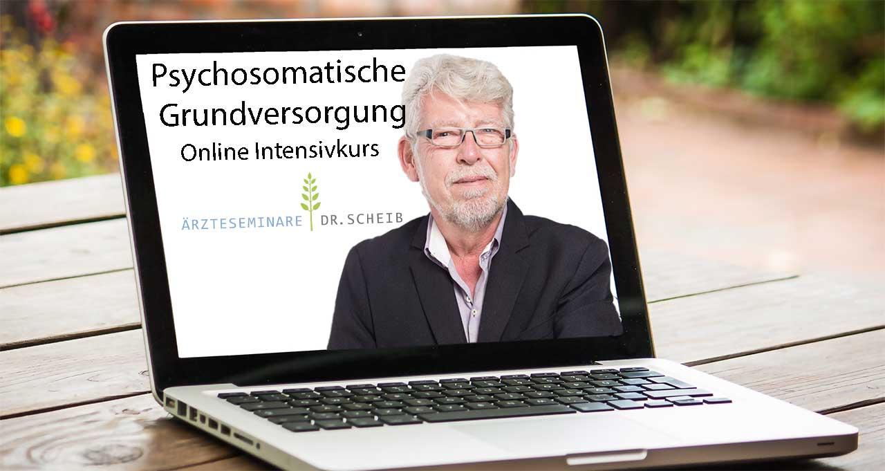 Online Kurs Psychosomatische Grundversorgung
