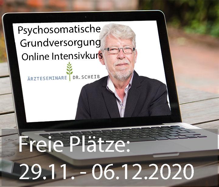 Online Intensivkurs Psychosomatische Grundversorgung