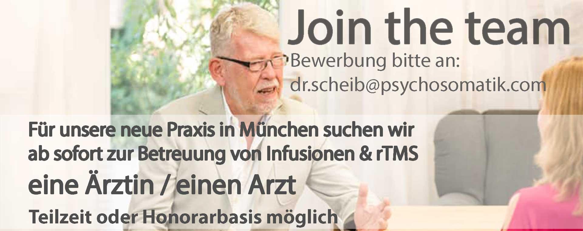 Stellenangebot Praxis München