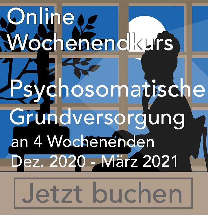 online Wochenendkurs psychosomatische grundversorgung