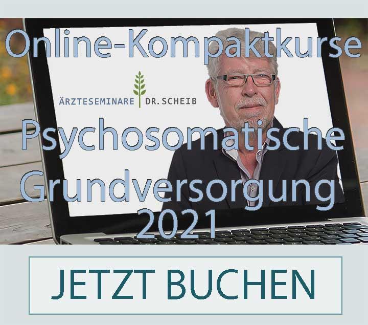 kompaktkurse psychosomatische Grundversorgung für Ärzte online webinar oder hybridkurse