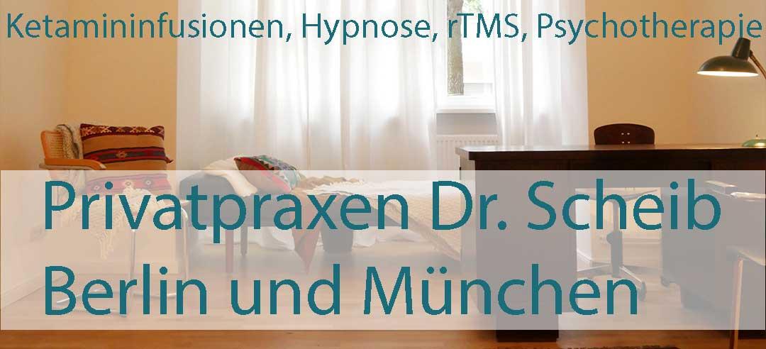 Ketamininfusionen Berlin München