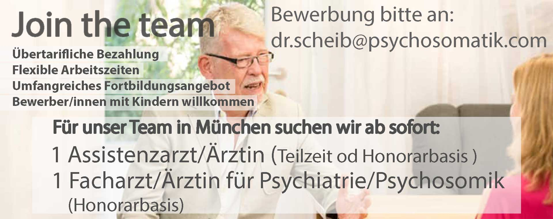 Jobs ärzte München