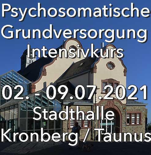 Psychosomatische Grundversorgung Kurs 2021 Frankfurt