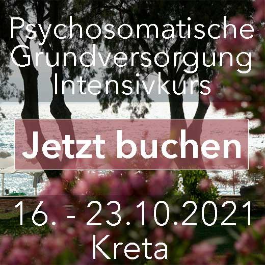 Psychosomatische Grundversorgung Kurs Oktober 2021
