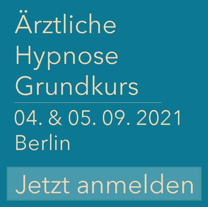ärztliche Hypnose Kurs 2021