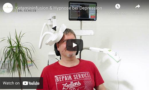 Ketamin-Hypnose-Therapie
