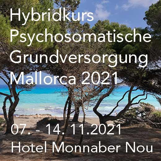 Online seminar psychosomatische Grundversorgung 2021